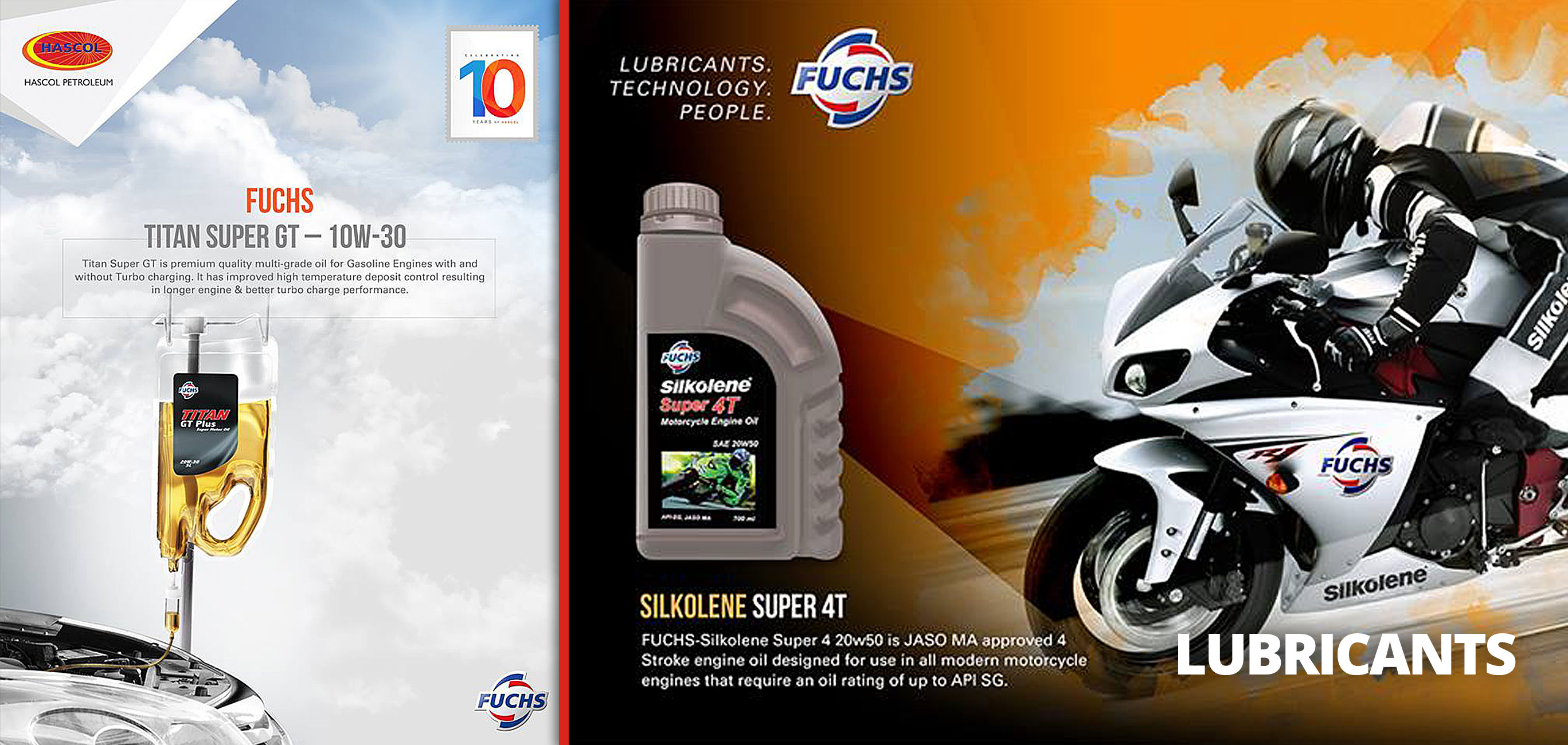 lubricants hascol petroleum limited