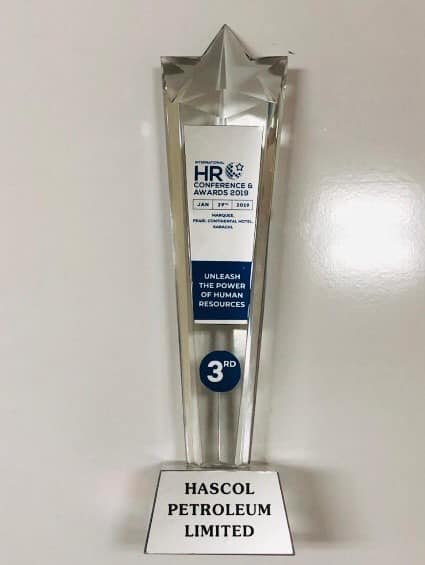 Hascol Petroleum Limited-